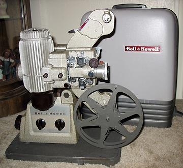 16mm Projectors